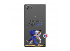 Coque Sony Xperia Z5 Compact Je peux pas j'ai Judo