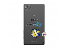 Coque Sony Xperia Z5 Compact Je Peux Pas J Ai Volley