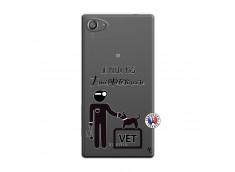 Coque Sony Xperia Z5 Compact Je Peux Pas Je Suis Veterinaire