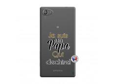 Coque Sony Xperia Z5 Compact Je Suis Un Papa Qui Dechire