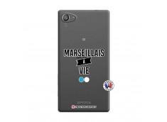 Coque Sony Xperia Z5 Compact Marseillais à Vie