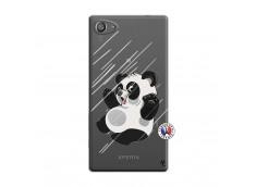 Coque Sony Xperia Z5 Compact Panda Impact