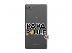 Coque Sony Xperia Z5 Compact Papa Poule