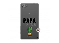 Coque Sony Xperia Z5 Compact Papa Tu Piques
