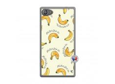 Coque Sony Xperia Z5 Compact Sorbet Banana Split Translu