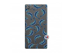 Coque Sony Xperia Z5 Compact Dolphins