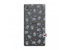 Coque Sony Xperia Z5 Compact Petits Hippos