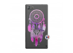 Coque Sony Xperia Z5 Compact Purple Dreamcatcher