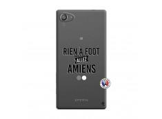 Coque Sony Xperia Z5 Compact Rien A Foot Allez Amiens