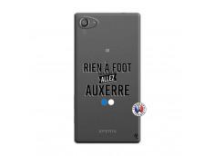 Coque Sony Xperia Z5 Compact Rien A Foot Allez Auxerre