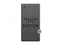 Coque Sony Xperia Z5 Compact Rien A Foot Allez Barcelone