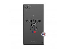 Coque Sony Xperia Z5 Compact Rien A Foot Allez Caen