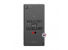 Coque Sony Xperia Z5 Compact Rien A Foot Allez Guingamp
