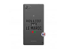 Coque Sony Xperia Z5 Compact Rien A Foot Allez Le Maroc