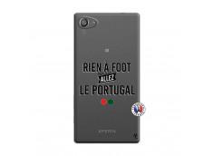 Coque Sony Xperia Z5 Compact Rien A Foot Allez Le Portugal