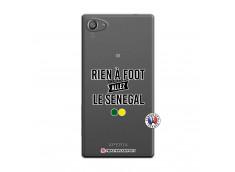 Coque Sony Xperia Z5 Compact Rien A Foot Allez Le Senegal
