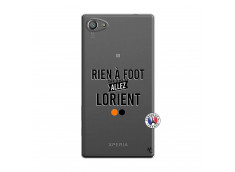 Coque Sony Xperia Z5 Compact Rien A Foot Allez Lorient