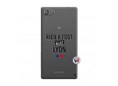 Coque Sony Xperia Z5 Compact Rien A Foot Allez Lyon