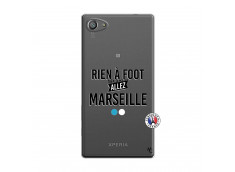Coque Sony Xperia Z5 Compact Rien A Foot Allez Marseille