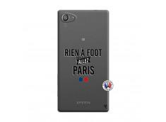 Coque Sony Xperia Z5 Compact Rien A Foot Allez Paris