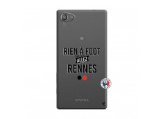 Coque Sony Xperia Z5 Compact Rien A Foot Allez Rennes