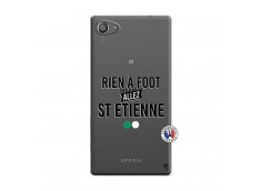 Coque Sony Xperia Z5 Compact Rien A Foot Allez St Etienne