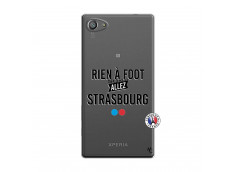 Coque Sony Xperia Z5 Compact Rien A Foot Allez Strabourg