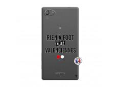 Coque Sony Xperia Z5 Compact Rien A Foot Allez Valenciennes