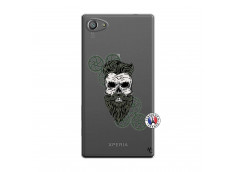 Coque Sony Xperia Z5 Compact Skull Hipster