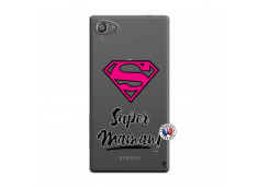 Coque Sony Xperia Z5 Compact Super Maman