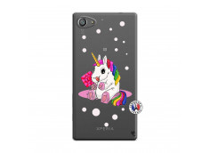 Coque Sony Xperia Z5 Compact Sweet Baby Licorne