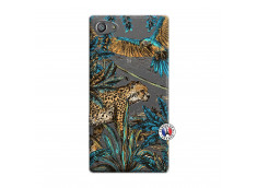 Coque Sony Xperia Z5 Compact Leopard Jungle