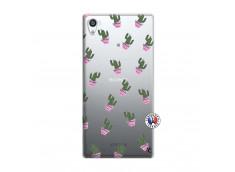 Coque Sony Xperia Z5 Premium Cactus Pattern