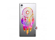 Coque Sony Xperia Z5 Premium Dreamcatcher Rainbow Feathers