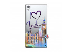 Coque Sony Xperia Z5 Premium I Love London