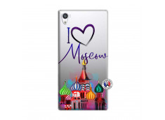 Coque Sony Xperia Z5 Premium I Love Moscow