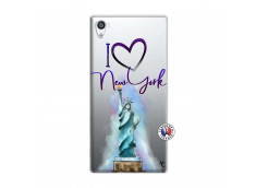 Coque Sony Xperia Z5 Premium I Love New York