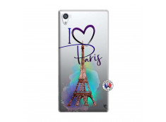 Coque Sony Xperia Z5 Premium I Love Paris