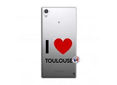 Coque Sony Xperia Z5 Premium I Love Toulouse