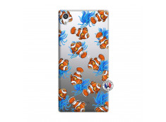 Coque Sony Xperia Z5 Premium Poisson Clown