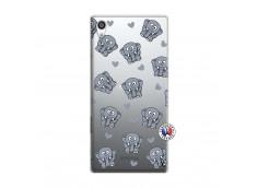 Coque Sony Xperia Z5 Premium Petits Elephants