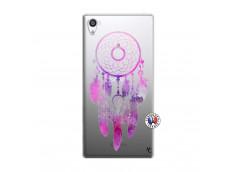 Coque Sony Xperia Z5 Premium Purple Dreamcatcher