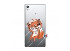 Coque Sony Xperia Z5 Premium Fox Impact