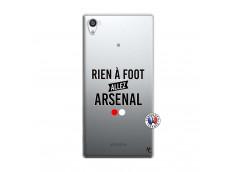 Coque Sony Xperia Z5 Premium Rien A Foot Allez Arsenal
