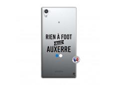 Coque Sony Xperia Z5 Premium Rien A Foot Allez Auxerre