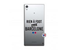 Coque Sony Xperia Z5 Premium Rien A Foot Allez Barcelone