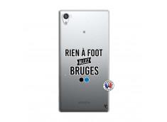 Coque Sony Xperia Z5 Premium Rien A Foot Allez Bruges