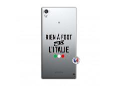 Coque Sony Xperia Z5 Premium Rien A Foot Allez L'Italie