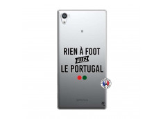 Coque Sony Xperia Z5 Premium Rien A Foot Allez Le Portugal