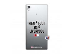 Coque Sony Xperia Z5 Premium Rien A Foot Allez Liverpool